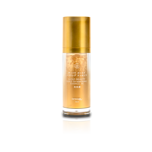 GOLD BEAUTY GOLD SHIMMERING ESSENCE EX